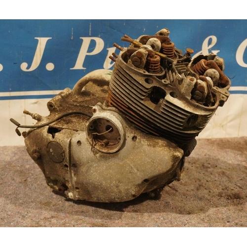 33 - Norton Jubilee engine...