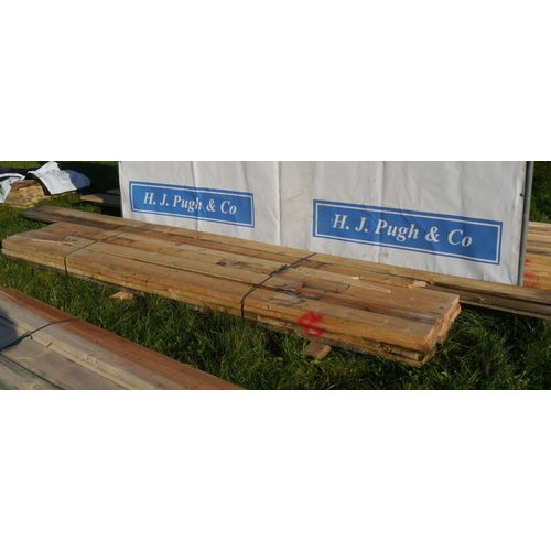 607 - Boards 3.6M 150x35 -12+others +VAT...