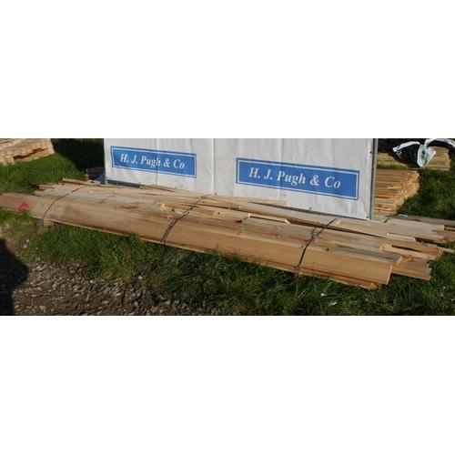 609 - Mixed timbers 4.2M -64 +VAT