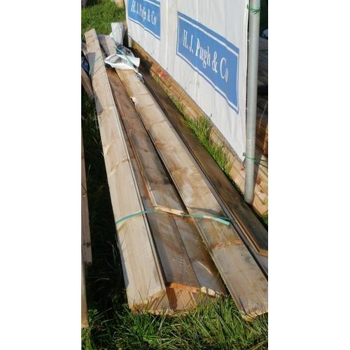 610 - T&G boards 4.2M 210x15 -15 +VAT...