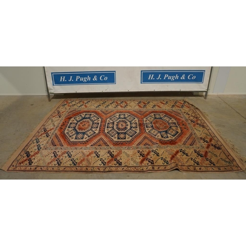 41 - Turkish wool rug 112x76