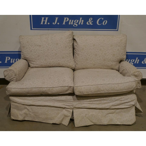 49 - Multiyork upholstered 2 seater sofa...
