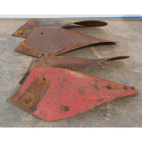 27 - Oliver plough boards, some unused
