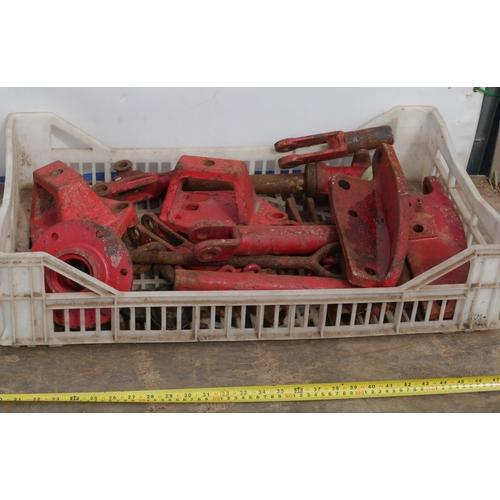 45 - International tractor parts