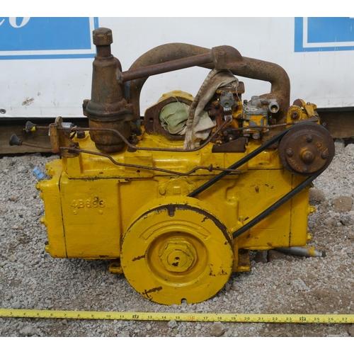 60 - Caterpillar D2/D4 donkey engine