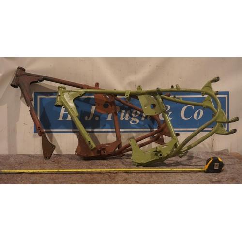 45 - BSA C10L frames