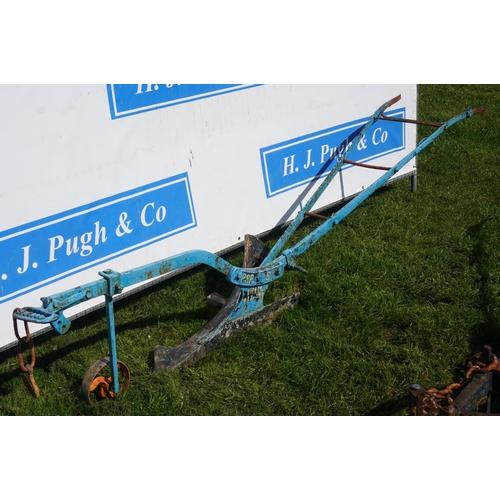 46 - Pierce, Wexford horse drawn plough