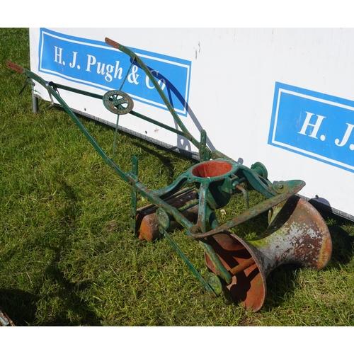 51 - Denbigh seed drill parts