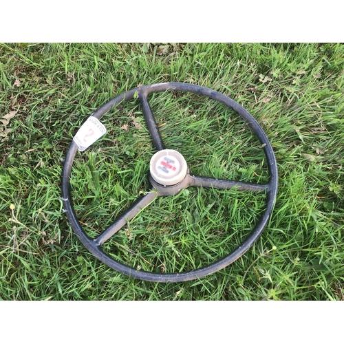2 - International steering wheel
