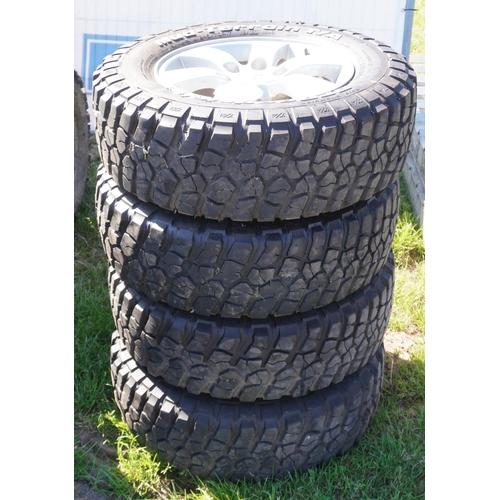 31 - Mitsubishi wheels and tyres -4