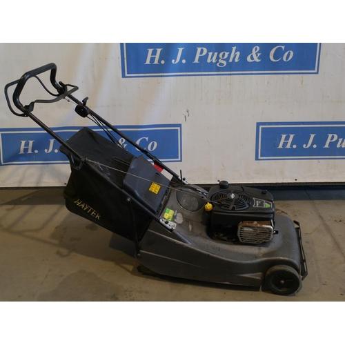 7A - Hayter harrier 56 pro mower +VAT
