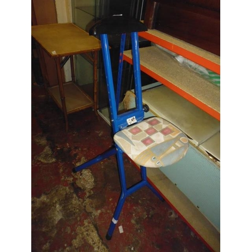 39 - Collapsible Adjustable High Stool...