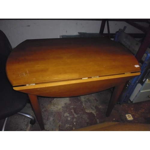 46 - Drop Leaf Dining Table...