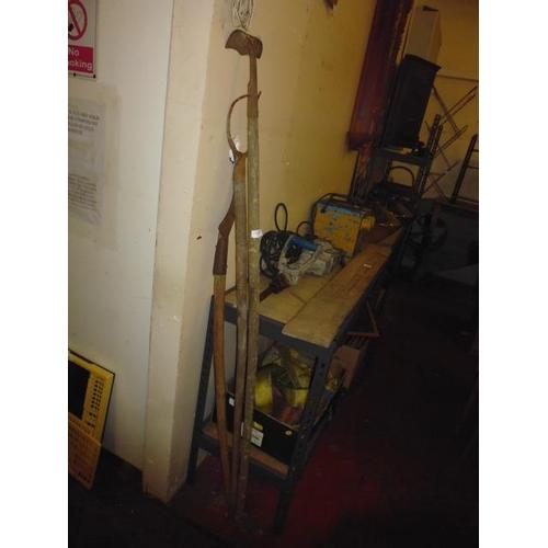 11 - 3 Vintage Garden Tools...