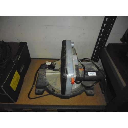 22 - Small Electric Mitre Saw Untested...