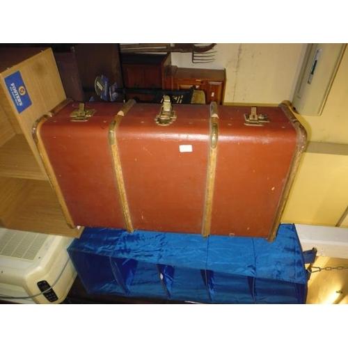 54 - Large Travel Trunk...