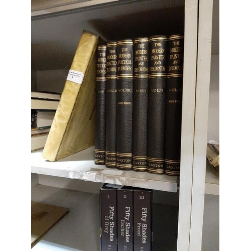 3 - Selection Of Books Including A Bible...