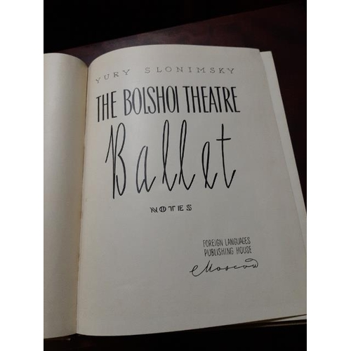 4 - The Bolshoi Theatre Ballet Book...