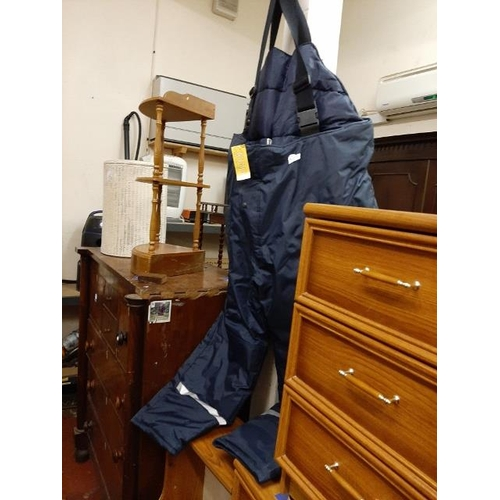 45 - Waterproof Fishing Suit By Craft Size Xxxl...