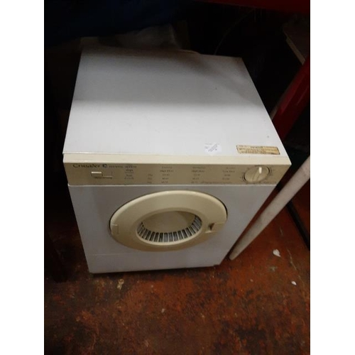 53 - Small Crusader Tumble Dryer For Garage Or Out House...