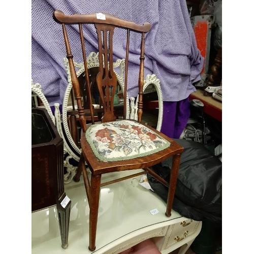 31 - Bedroom Chair