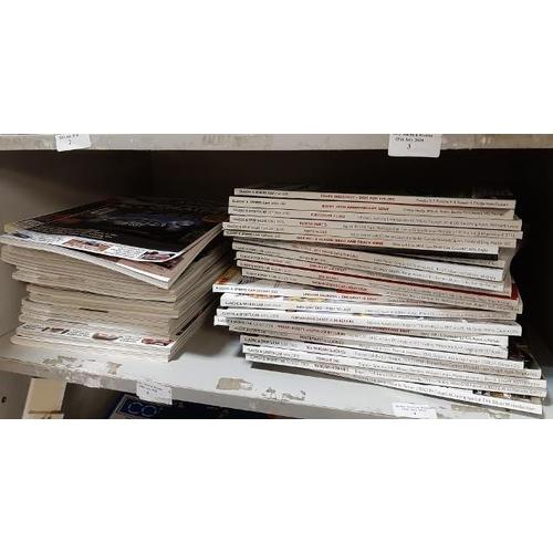 4 - Shelf Of Classic & Sports Car Magazines