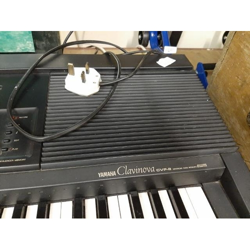 57 - Yamaha Electric Keyboard