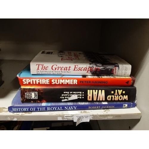4 - Selection Of War Books And Others...