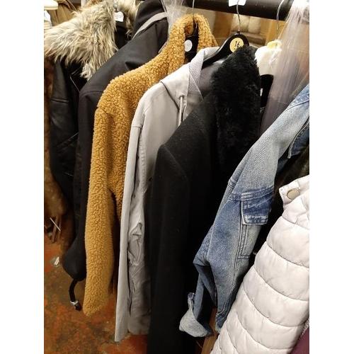 52 - 3 Ladies Coats...
