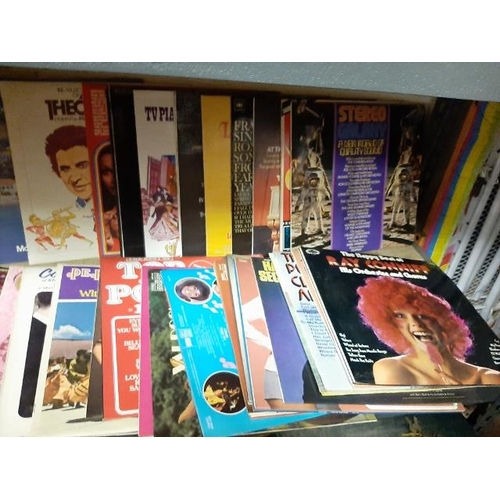 27 - Quantity Of Large Records And Case...