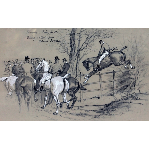 87 - Basil Nightingale (1864-1940),