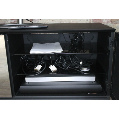 88 - A Bang & Olufsen TV system comprising Beovision 4 65