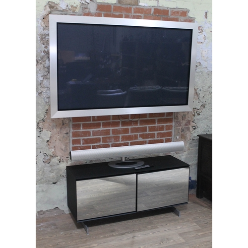 58 - A Bang & Olufsen TV system comprising Beovision 4 65