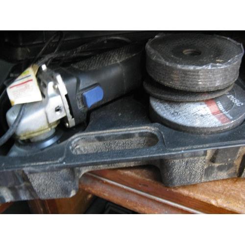 17 - Angle grinder...
