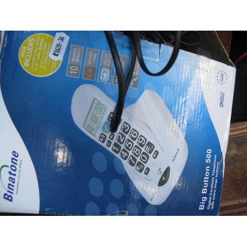 19 - A house phone...