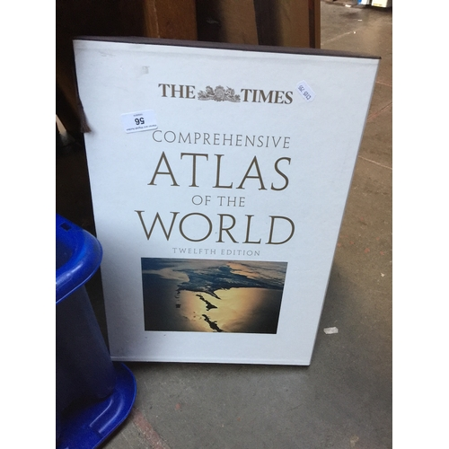 56 - The Times - Atlas of the world...