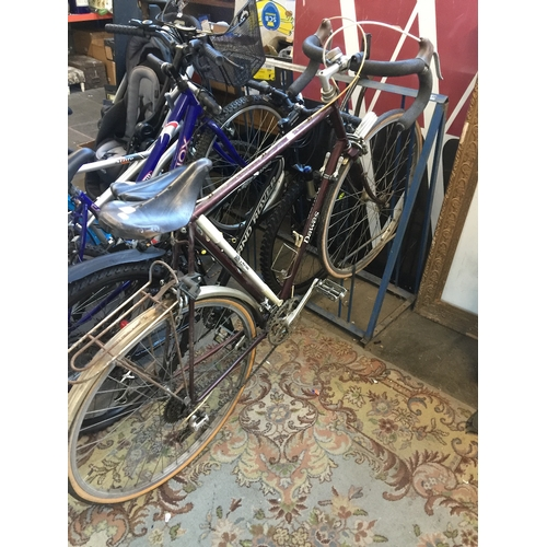 62 - A Dawes gents road bike with Brooks saddle...