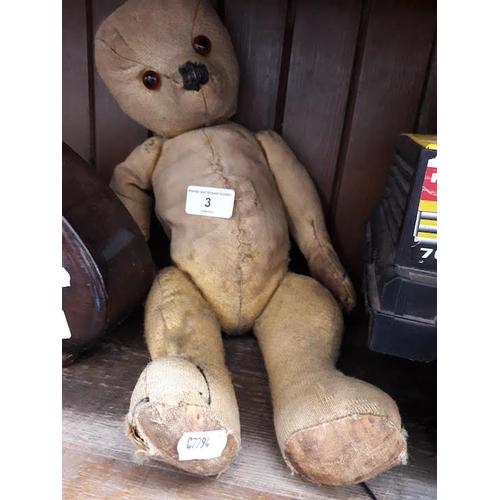 3 - A vintage bear...