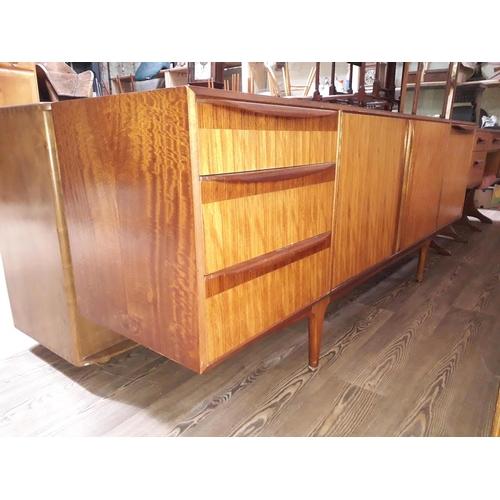 21 - A McIntosh teak sideboard, length 202cm....
