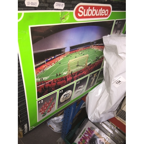 135 - A box of Subbuteo...