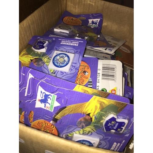 28 - A box of fridge magnets....