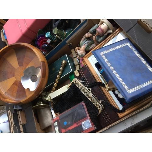 925 - Box inc. costume jewellery and misc....