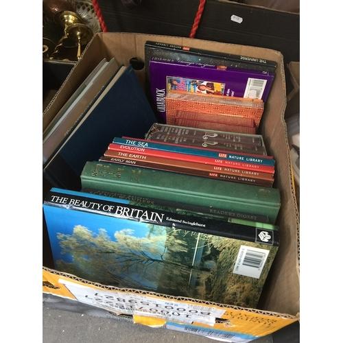 945 - Box of books...