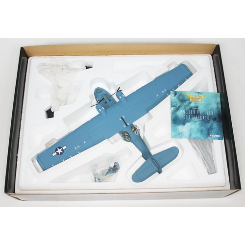 16 - Corgi The Aviation Archive War in the Pacific Consolidated PBY-5A(OA-10A) Catalina 2nd Emergency Res...