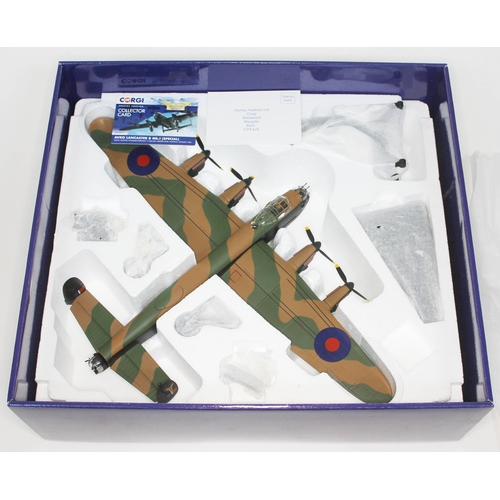 30 - Corgi The Aviation Archive Avro Lancaster B Mk.I (Special) LM220 'Getting Younger Everyday' 9 SQN RA...