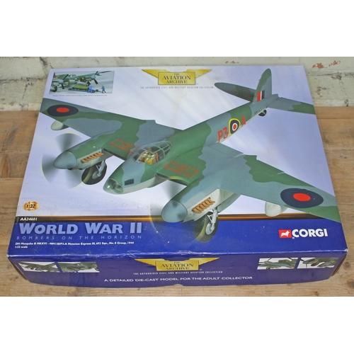 35 - Corgi The Aviation Archive World War II Bombers on the Horizon DH Mosquito B MKXVI - MM138/P3-A Monc...