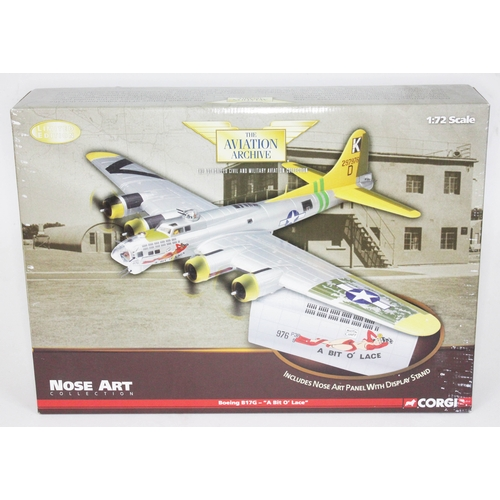 41 - Corgi The Aviation Archive Nose Art Collection Boeing B17G -