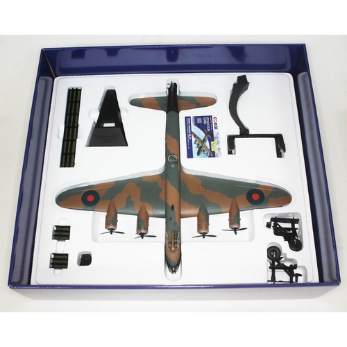 43 - Corgi The Aviation Archive Short Stirling Mk.III EF452, HA-O, 218 SQN RAF, Arthur Aaron V.C. 1943, A...