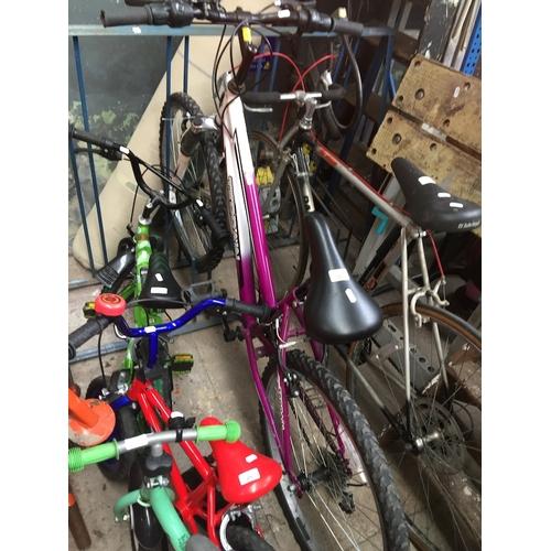 27 - A ladies Terrain bike....