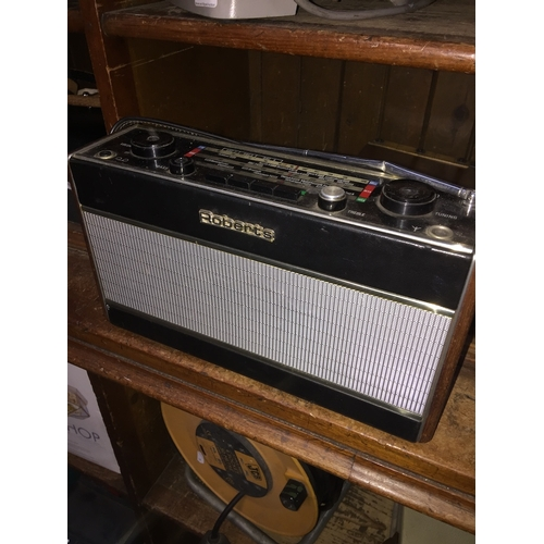 42 - A Roberts radio...